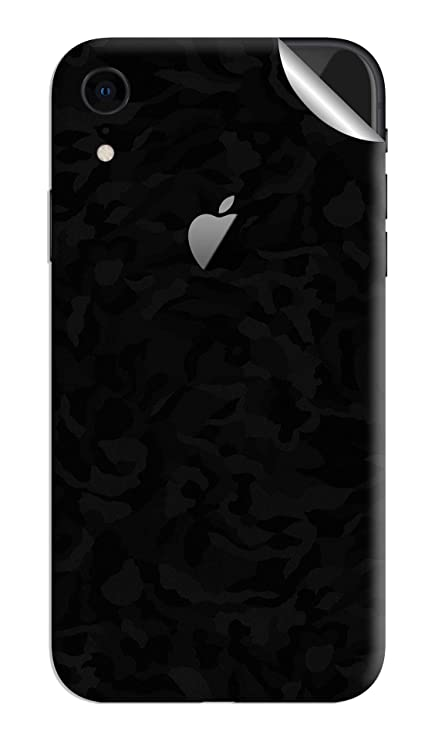new style f35ac 9d2af DBRAND Black CAMO 3M Skin for Apple iPhone XR: Amazon.in: Electronics