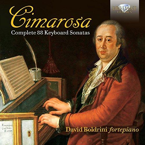 Complete Keyboard Sonatas (Cimarosa: Complete 88 Keyboard Sonatas)