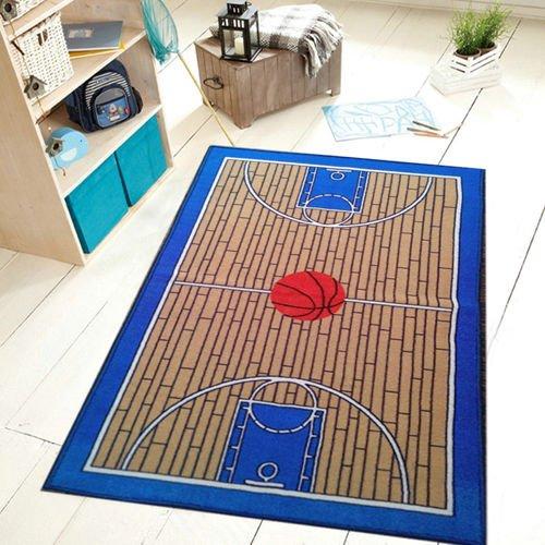 Large Basketball Area Rug