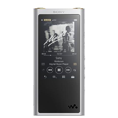 ソニー SONY ウォークマン ZXシリーズ 64GB NW-ZX300 : Bluetooth/microSD/Φ4.4mmバランス接続/ハイレゾ対応 最大26時間連続再生 2017年モデル シルバー NW-ZX300 S