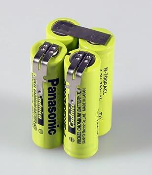 Reemplazo-Batería (M07) para Makita 6723DW 6722DW batería-destornilladores 4,8