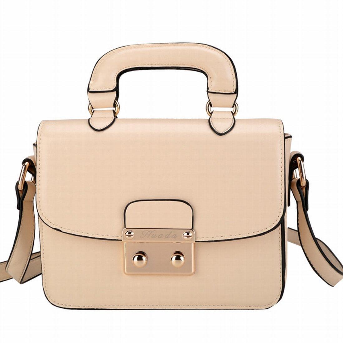 YTTY Damen Handtasche, Schultertasche, Umhängetasche