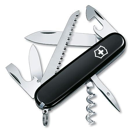 864416a99e1 Amazon.com   Victorinox Swiss Army Camper Pocket Knife