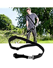 Jonnick Shoulder Strap Trimmer Strap Blower Strap Universal for Weedeater Leaf Blower, Multi Head System, Weed Eaters Clearance, Compatible with EGO String Trimmer and All Types