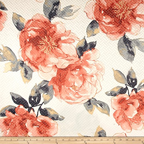 Kelly Ripa Home Swoon Matelasse Nectar Fabric By The Yard