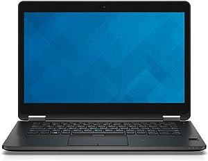 Dell Latitude E7470 14in FHD Intel Core i7-6600U 16GB DDR4 512GB SSD 14in Windows 10 Professional (Renewed)