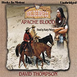 Apache Blood Audiobook
