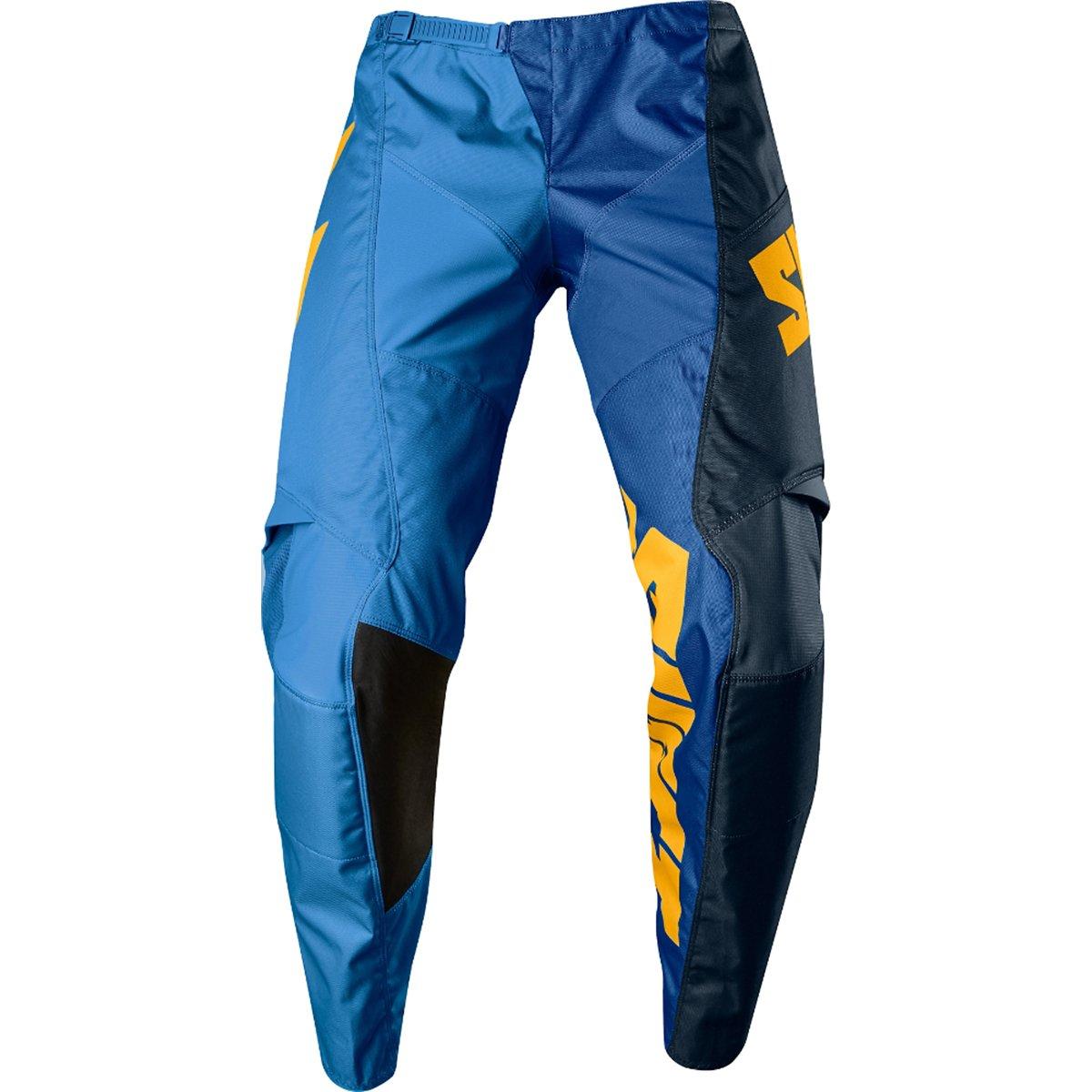 2018 Shift White Label Tarmac Pants-Blue-34