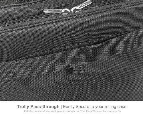 TARGUS Zip-Thru Corporate Traveler Notebook Case / CUCT02UA15S / by Targus (Image #4)
