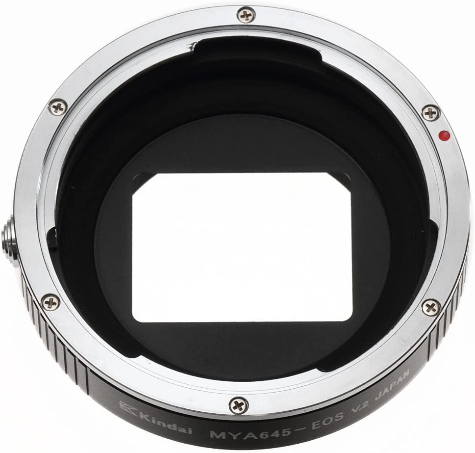 Rayqual Mount Adapter for EOS Body Made in Japan