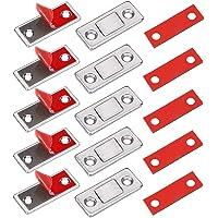 Jiayi Deurmagneten voor kastdeuren, 5 Stuks, sterke magneetsluiting, kast, laden, magneet, deursluiter, deurmagneet…