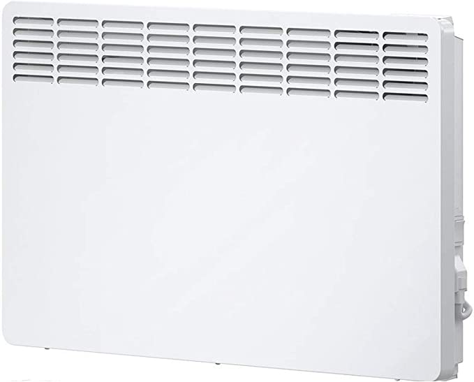LCD Temporizador Semanal Stiebel Eltron 236524 CNS 50 Trend Convector de Pared 500 W Detecci/ón de Ventanas Abiertas Protecci/ón Contra Heladas