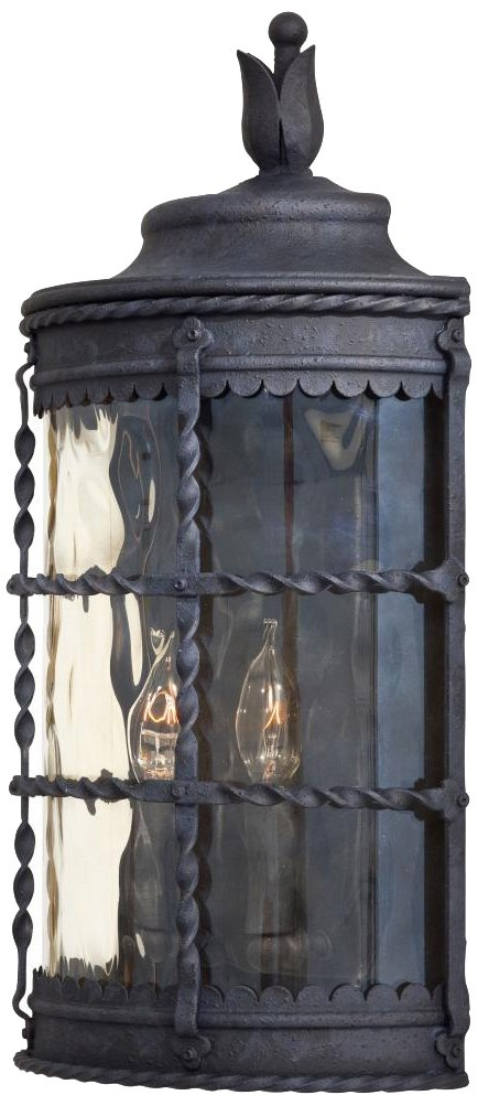 Wrought Iron Outdoor Lights Minka lavery 8887 a39 mallorca 2 light pocket lantern spanish minka lavery 8887 a39 mallorca 2 light pocket lantern spanish iron wall porch lights amazon workwithnaturefo