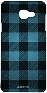Macmerise Checkmate Blue Sublime Case For Samsung C9 Pro