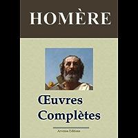 Homère : Oeuvres complètes et annexes (Nouvelle édition enrichie)