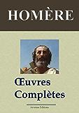 Homère : Oeuvres complètes et annexes (Nouvelle édition enrichie) (French Edition)
