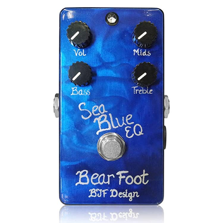 BearFoot Sea Blue EQ