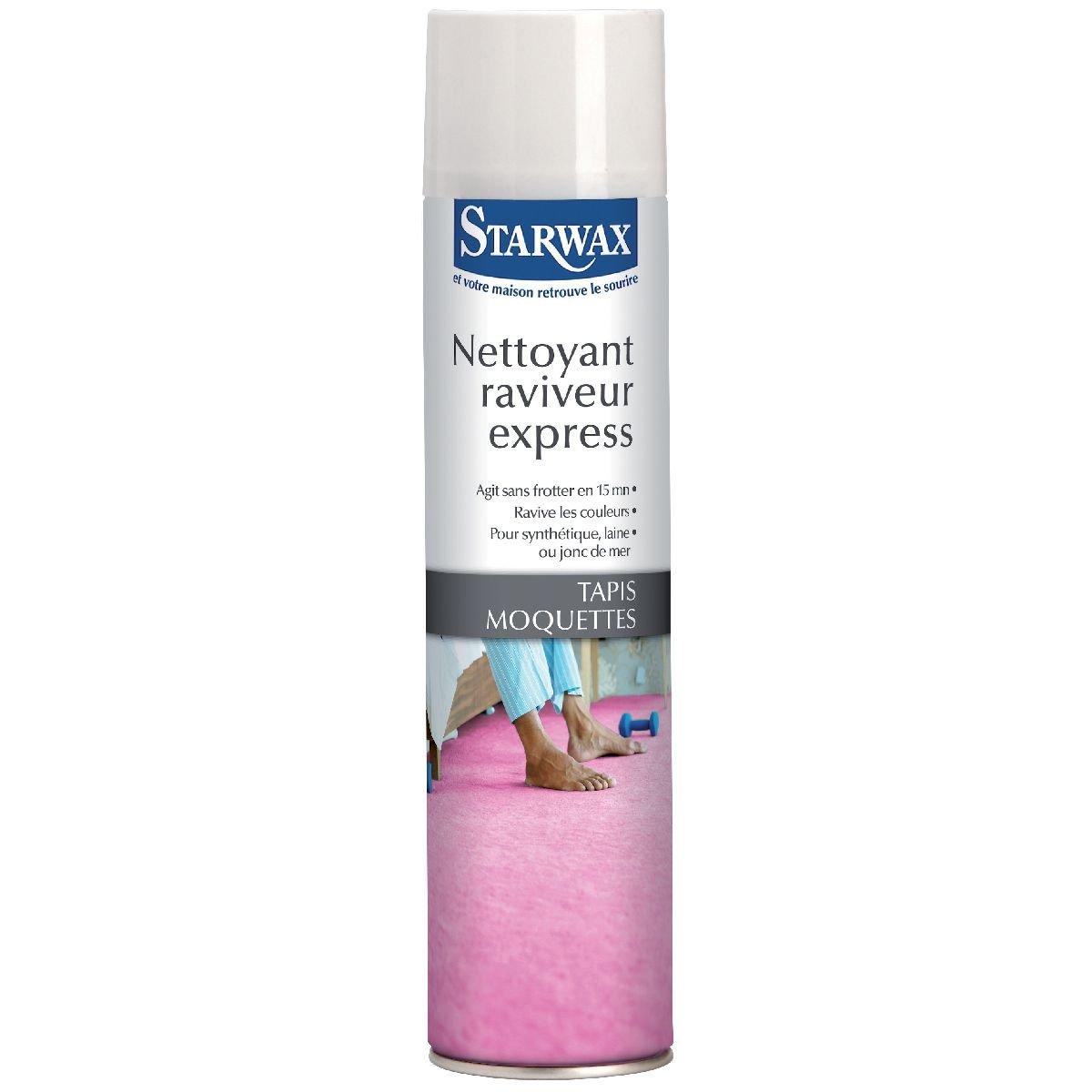 Nettoyant moquettes Starwax