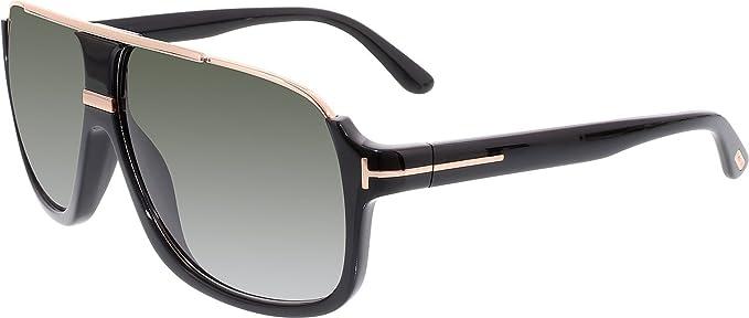 Tom Ford Sonnenbrille FT0335 130_01P (60 mm) schwarz KzyJo