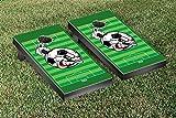 Soccer Field Themed Cornhole Bag Toss Game Set