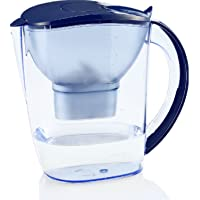 EHM ULTRA Premium Alkaline Water Pitcher - 3.5L Pure Healthy Water Ionizer With Activated Carbon Filter - Healthy, Clean & Toxin-Free Mineralized Alkaline Water In Minutes - PH 8.5 - 9.5 - 2018