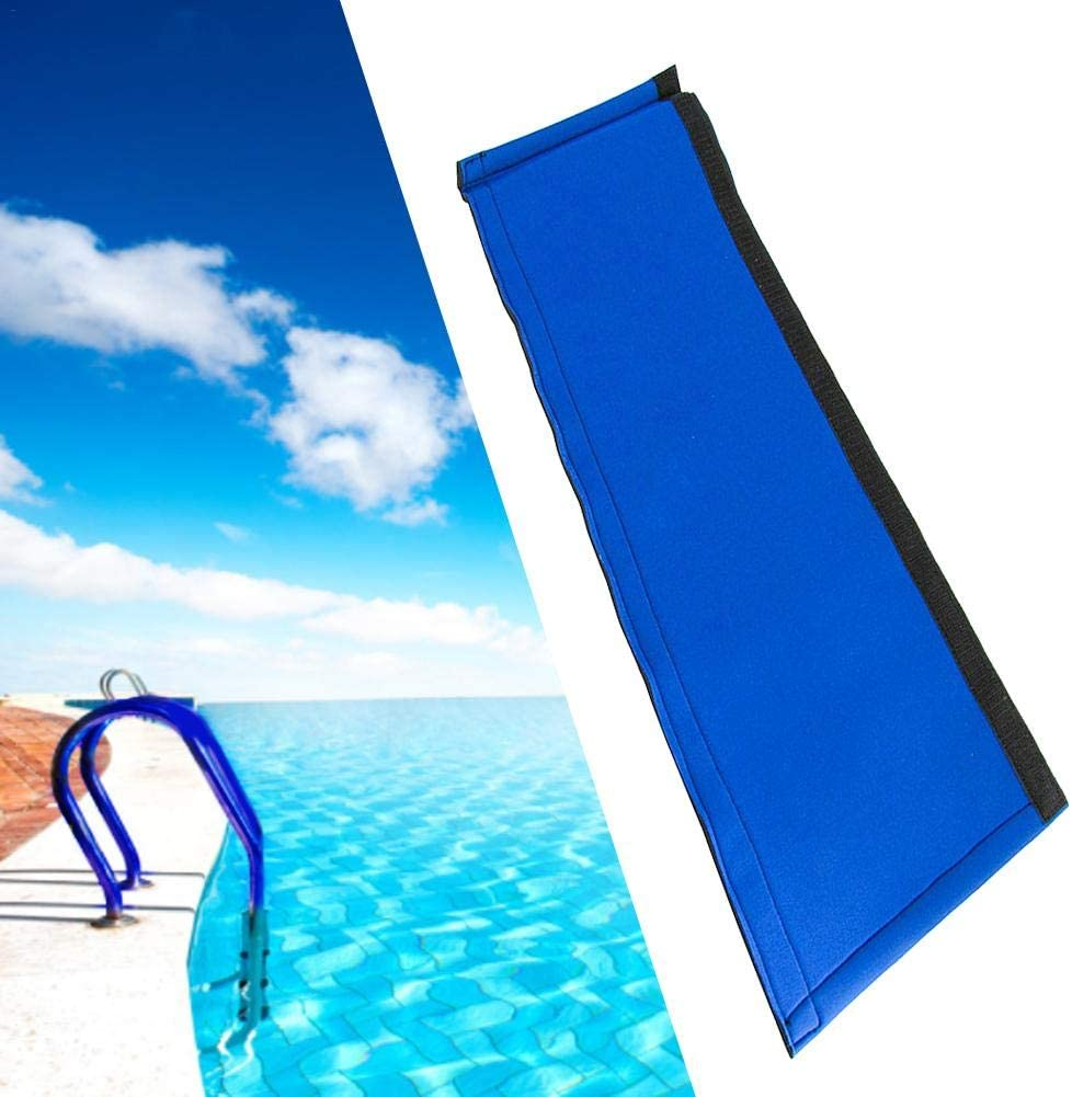Pool Rail Cover,Soft Swimming Pool and Spa Ladder Handrail Grip,Safety Blue Grip for Pool Handrails,Prevent Sliding Armrests and Reduce The Risk of Falling 4 Feet//6 Feet//8 Feet//10 Feet