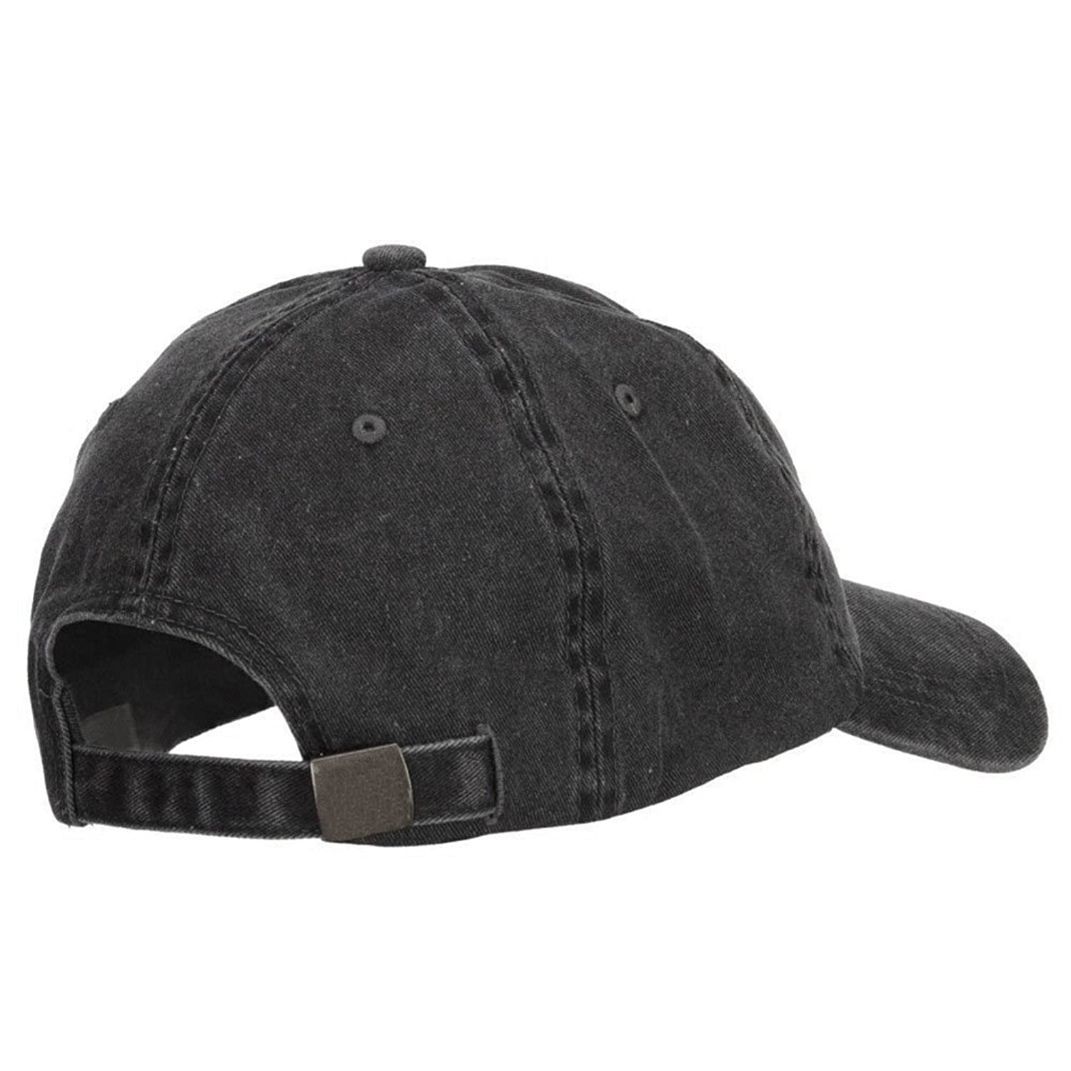 Urin charlie-hustle-alt-standard-weight Washed Cap Black at Amazon Mens Clothing store: