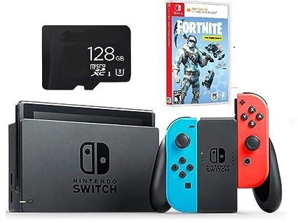 Amazon com: Nintendo Switch Warner Bros Fortnite Deep Freeze