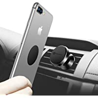 Humixx Magnetic Phone Holder for Car (Black)