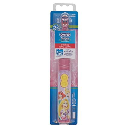 Oral-B Stages DB2010 - Cepillo de dientes a pilas (surtido)  Amazon ... d2f4841b3abd