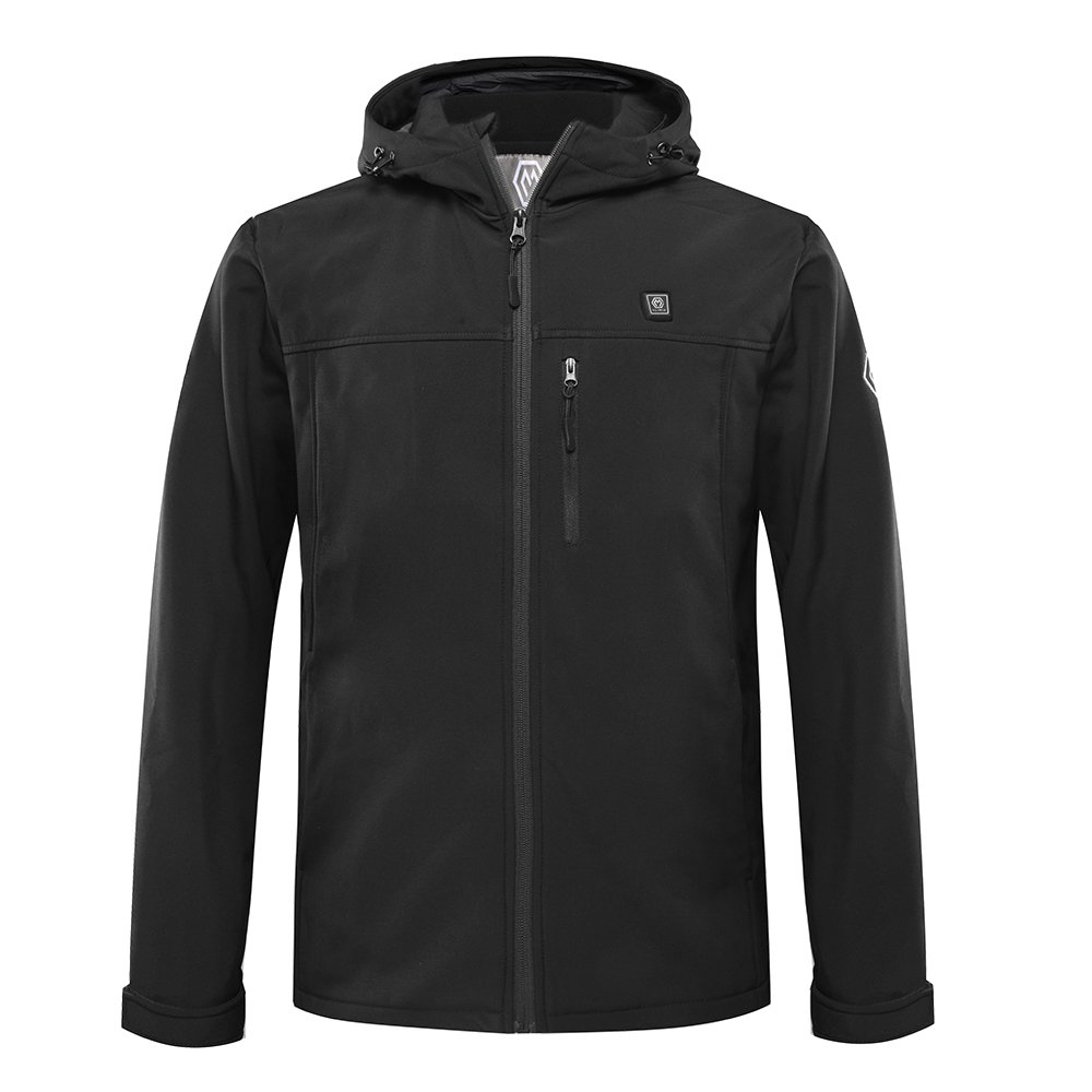 CLIMIX Men's Heated Jacket Kit with Battery Pack (L) by CLIMIX (Image #2)