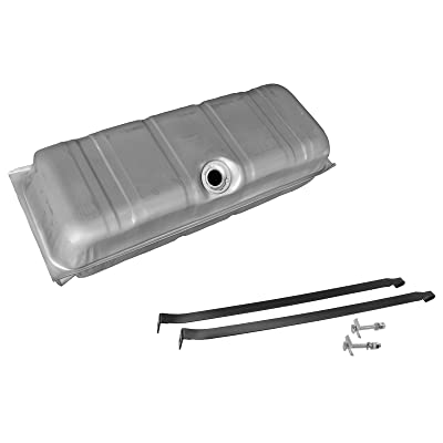 Fuel Gas Tank w Straps Kit Set for 61-64 Chevy Bel-Air Biscayne Impala 20 Gallon: Automotive