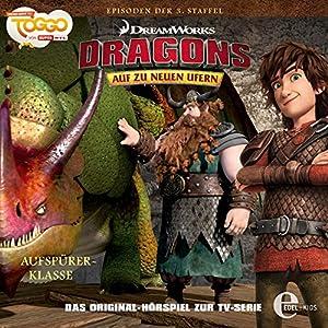 Aufspürer-Klasse (Dragons - auf zu neuen Ufern 24) Hörspiel