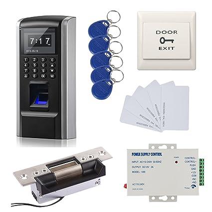 Amazon Great Deals Bio Fingerprint Password Id Card