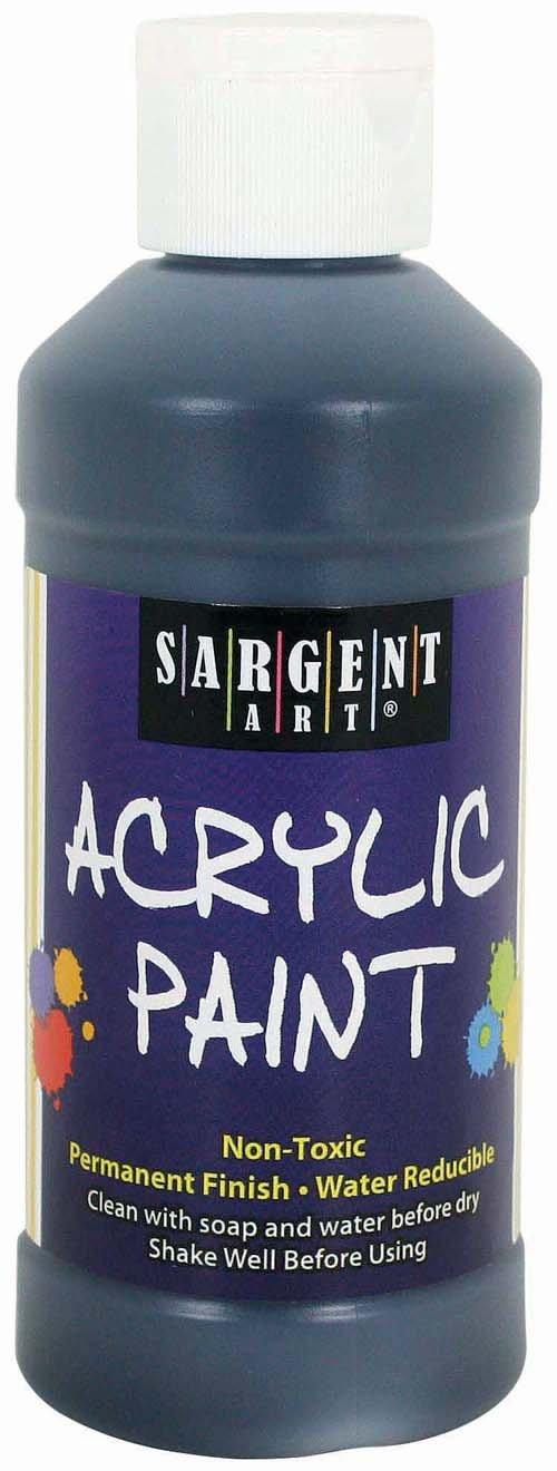 Sargent Art 22 2385 8 Ounce Acrylic Image 1