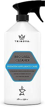 TriNova Grill Cleaner Spray for BBQ