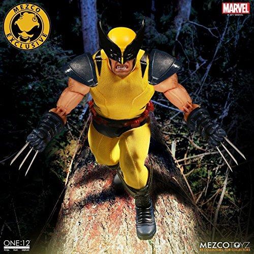 - NYCC New York Comic Con 2017 Exclusive Mezco ONE:12 Wolverine
