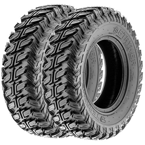TERACHE Stryker ATV UTV All Terrain Tires 28x9-14 28x9x14 Tubeless Race Premium 8 Ply, [Set of 2]