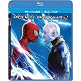 Blu-ray 3D The Amazing Spider-Man 2 [ Audio and Subtitles in English + Portuguese ]