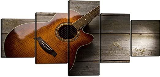 Ophelia Art 5 Piezas de Pintura para Guitarra, ilustración de Arte ...