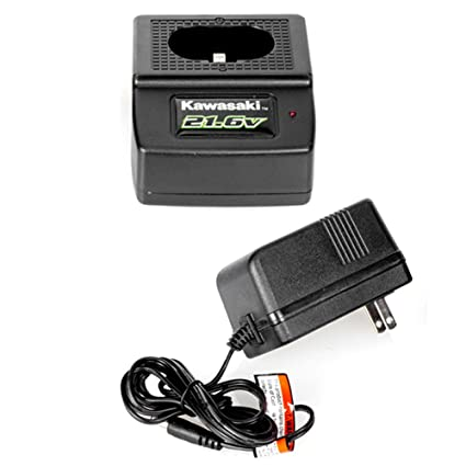 Kawasaki 19 2 Volt Battery Charger - Just Wire •