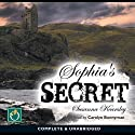 Sophia's Secret Audiobook by Susanna Kearsley Narrated by Carolyn Bonnyman