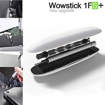 Tournevis électrique Wowstick 1F 69 en 1 tournevis électrique à  LED sans fil