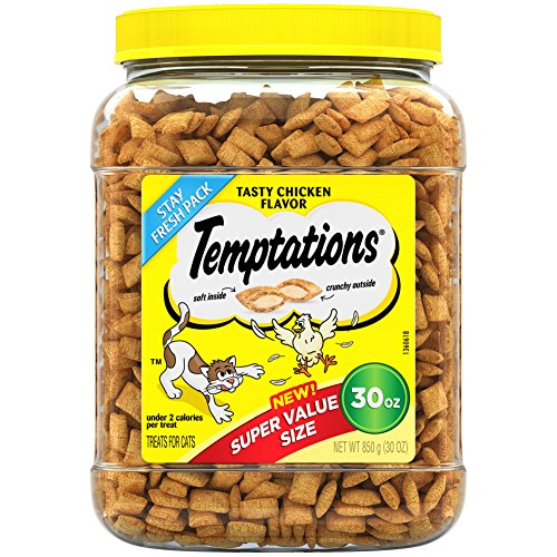 TEMPTATIONS-Classic-Treats-For-Cats-Tasty-Chicken-30-Ounces