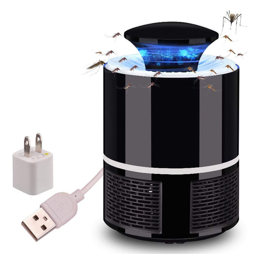 Tenniser Durable Practical LED Smart Touch Mosquito Killer Household Anti-Mosquito Tool Repellents