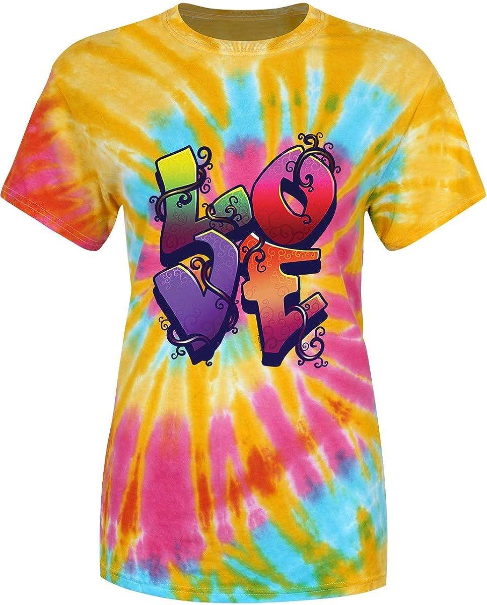 Tie Dye canotta ACIDO Grunge Festival Hipster puoi schiacciarlo 90s MARMO Tank T-shirt