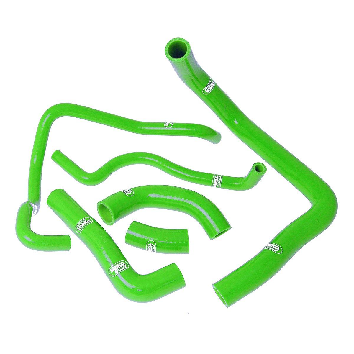 SAMCO - Kit manguitos tubos refrigeracion verde - 39746 ...