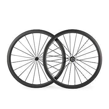 Hulk Sports 23mm Larghezza Carbonio Strada Bicicletta Ruote