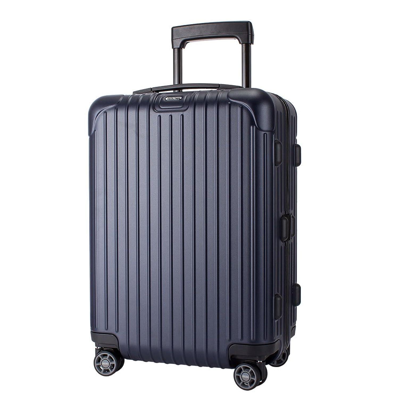 [ リモワ ] RIMOWA サルサ 37L 4輪 810.53.39.4 キャビンマルチホイール キャリーバッグ マットブルー SALSA Cabin MultiWheel matte blue スーツケース [並行輸入品] B06Y4MKFXJ