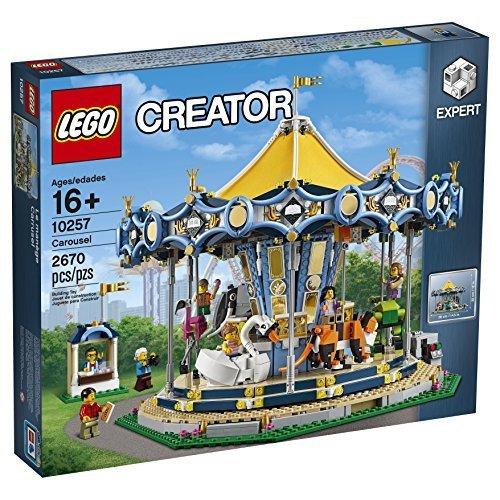 레고 LEGO Creator Expert Carousel 10257 Building Kit (2670 Piece)